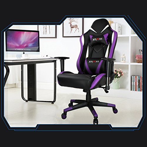 Ficmax Ergonomic Gaming Chair Racing Style Computer Chair