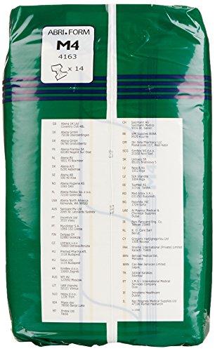 Abena Abri Form Comfort Briefs Medium M4 42 Count 3 Packs