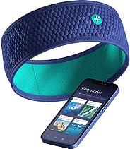 HoomBand Wireless | Bluetooth Innovative Headband for Sleep, Travel, Meditation | Charging Cable Included &