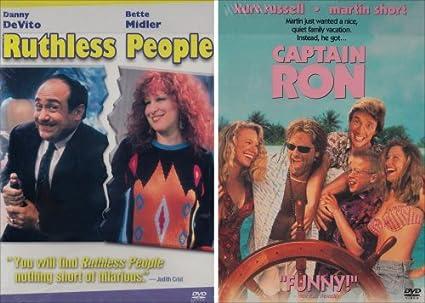 Captain Ron [Reino Unido] [DVD]: Amazon.es: Kurt Russell ...