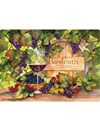 Want 5 x 7 Bordeaux Design Cutting Board by Magic Slice reviews