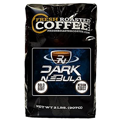 Dark Nebula, Whole Bean Coffee, Fresh Roasted Coffee LLC