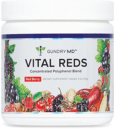 Gundry MD Vital Reds polyphenol rich product image