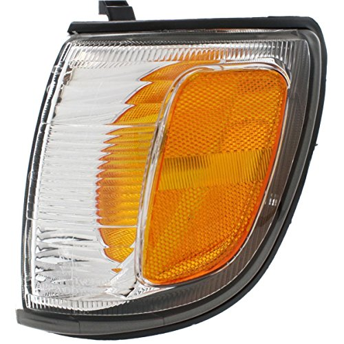 DAT AUTO PARTS Parking Light Assembly Corner of Fender Replacement for 99-02 Toyota 4RUNNER TO2520157 Left Driver - Corner Toyota 02 4runner