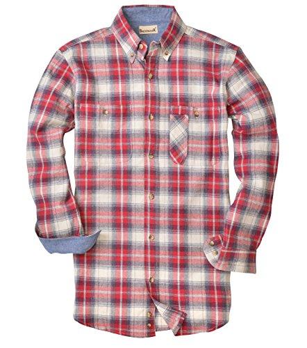 Independent Mochilero franela Dyed Yarn camisa gSZZx8nwaW