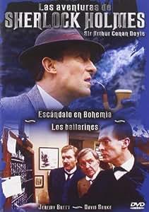 Sherlock Holmes: Escándalo bohemio [DVD]
