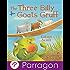The Three Billy Goats Gruff (Parragon Fairy Tale Classics Read-Along)