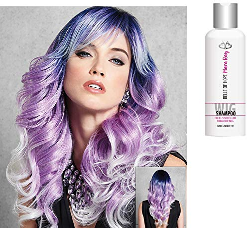 2PC Bundle: NEW! ARCTIC MELT Synthetic Wig by HairDo and 4oz Mara Ray Luxury Shampoo