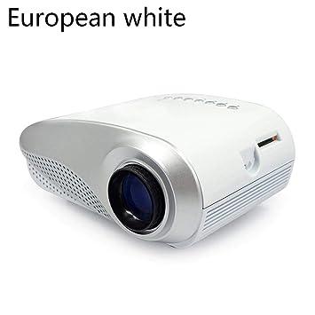 Mini Proyector HD 1080P LED Proyector de Video ...