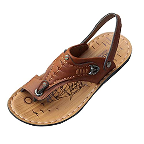 ef2e5e6bf Gtagain Men Shoes Sports Outdoor Sandals - Flip Flops Lightweight Non Slip  Dual Use Slippers Beach Summer Casual Breathable Fashion Flat   Amazon.co.uk  ...