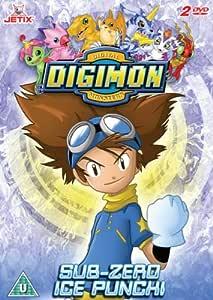 Digimon - Sub Zero Punch [Reino Unido] [DVD]: Amazon.es: Digimon: Cine y Series TV