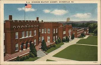 Amazon Com Riverside Military Academy Gainesville