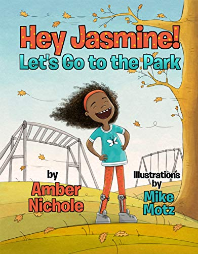Hey Jasmine! Let's go to the park.