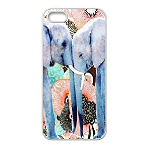 Elephant's Dream DIY Cover Case for Iphone 5,5S,personalized phone case ygtg-302757