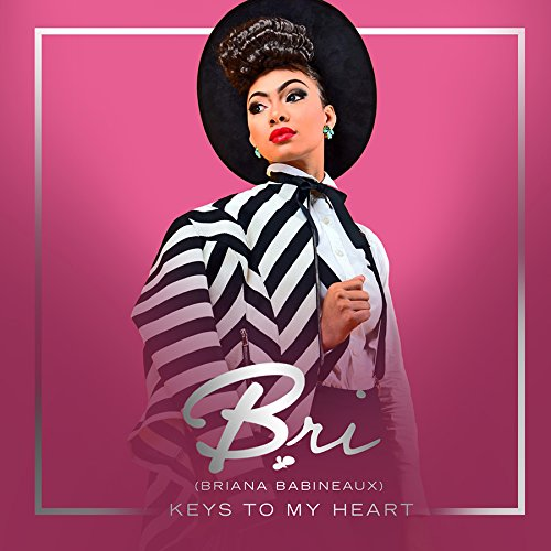 Keys Heart Bri Briana Babineaux product image