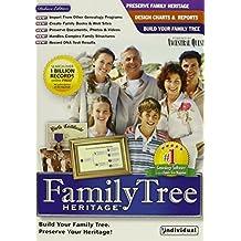 Family Tree Heritage Deluxe V7.0
