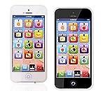 YOYOSTORE Black YPhone Mobile Phone Toy Music Learning New