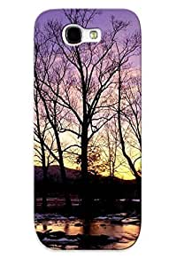 Graceyou Durable Winter Snow Pictures Back Case/ Cover For Galaxy Note 2 For Christmas