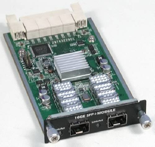 Dell U691D 10GE Dual Port SFP+ Module 6200-XGSF by Dell