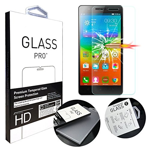 Tempered Glass for Lenovo A7000 (Clear) - 8