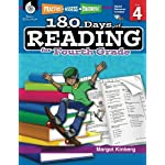 180 Days of Reading for Fourth Grade (180 Days of Practice)