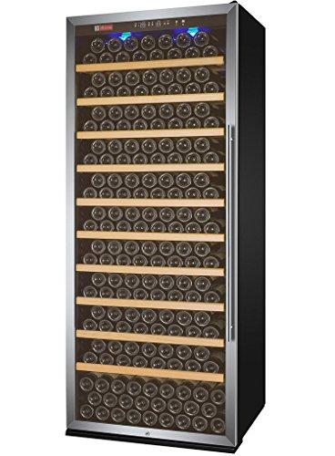 Allavino YHWR305-1SLT Vite Series 305 Bottle Single-Zone Wine Refrigerator – Stainless Steel Door