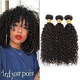 Best Grade Of Human Hair Weaves - Huarisi Peruvian Bundles Short Curly Hair 8a Grade Review