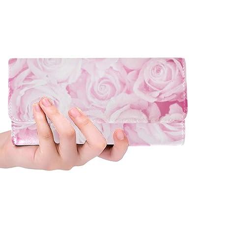 Único Personalizado Borroso Dulce Rosas Color Pastel Estilo ...