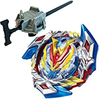 Beyblade Burst B-104 Winning Valkyrie.12.VI Attack Starter Spinning Top with Launcher Set ( T3O-FUN-084 )