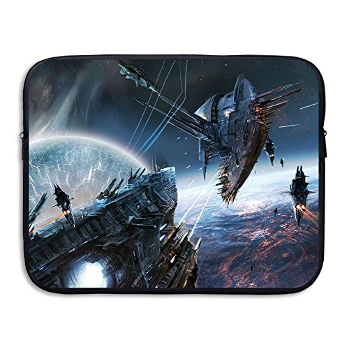 - Spacecraft Shuttle Laptop Sleeve Case Bag Cover For 13-15 Inch Notebook Computer