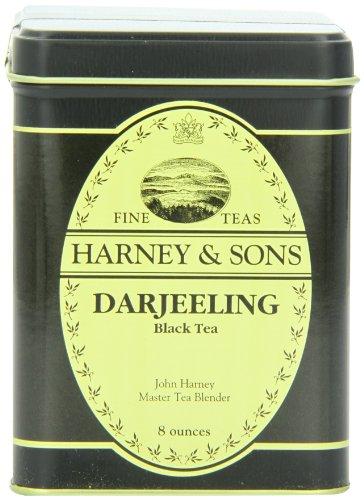 Harney Sons Loose Black Darjeeling