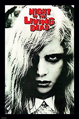 "Night of the Living Dead 17/""x26/"" movie poster print"