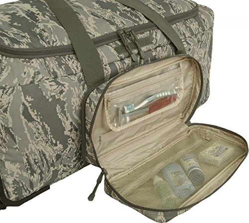 Price comparison product image Mercury Tactical Gear Code Alpha Mini Monster Wheeled Deployment Bag,  Digital Camouflage,  Air Force