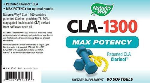 033674153413 - Nature's Way Cla-1300 1,300 mg 90 Sgels carousel main 5