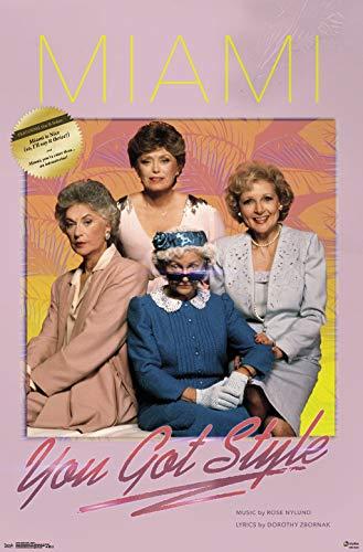 Trends International Golden Girls - Album Wall Poster, 22.375