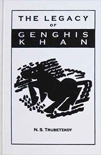com legacy of genghis khan and other essays on russia s  legacy of genghis khan and other essays on russia s identity michigan slavic materials 1st edition
