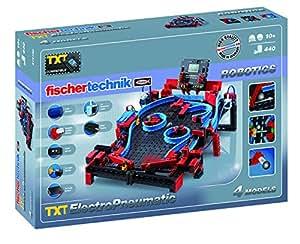 fischertechnik ROBO TX ElectroPneumatic Set