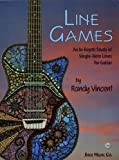 Line Games (Guitar Solo): An in-Depth Study of Single-Note Lines for Guitar