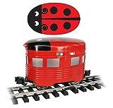 Train Powered Vehicle Eggliner Motive Powered