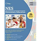 NES Elementary Education Study Guide: Test Prep and Practice Questions for the National Evaluation Series Exam (Subtest 1 and 2)