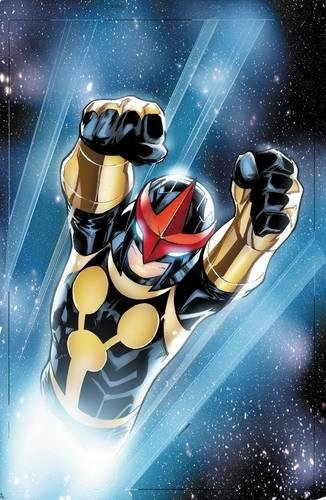 nova marvel comics - 3
