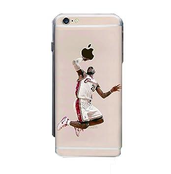 Color de baloncesto NBA super star teléfono bolsa Carcasa Phone ...