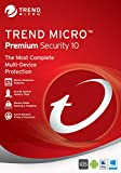Trend Micro Max Premium 10 (5-Users) [Old Version]
