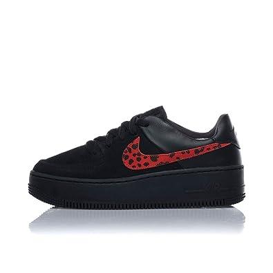 Nike Women's Air Force 1 W Sage Lo Premium Bv197 Low Top