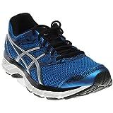 ASICS Men's Gel-Excite 4 Running Shoe, Classic Blue/Silver/Black, 9.5 M US