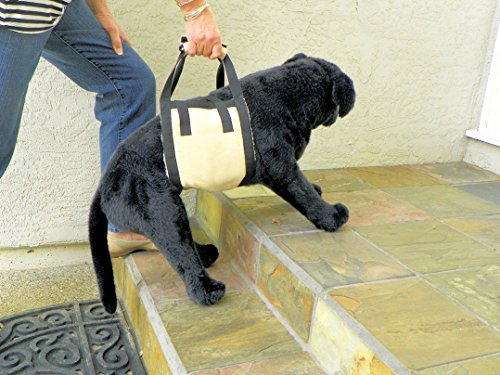 KomfyFleece Dog Mobility Sling Lift Harness, 10 by 26-Inc...