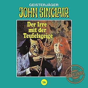 Der Irre mit der Teufelsgeige (John Sinclair - Tonstudio Braun Klassiker 76) Hörspiel