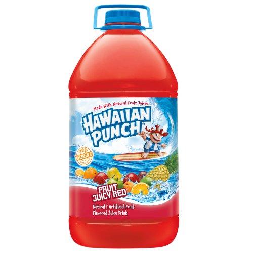 Hawaiian Punch Fruit Juicy Red, 128 Fluid Ounce