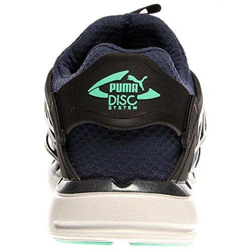 Puma Future Disco Lite V2 opulencia zapatilla de deporte de moda Navy