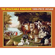 The Peaceable Kingdom by Edward Hicks: 1000-piece puzzle